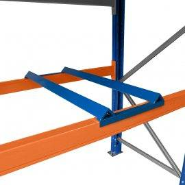Image of a racking support accessory for storing coils or drums