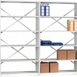 Image of office shelving