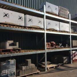 Specialist Storage Solutions - structural pallet rack