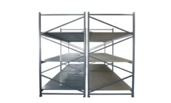 LS3 Longspan shelving: A new solution for storing manually loaded goods