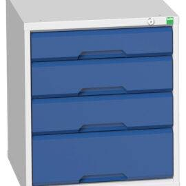Verso 4 Drawer Cabinet