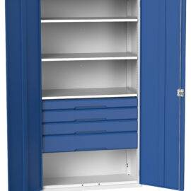 Verso Kitted Cupboard