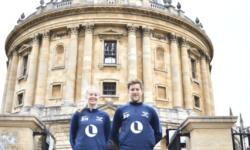 Linear sponsor Oxford University football teams